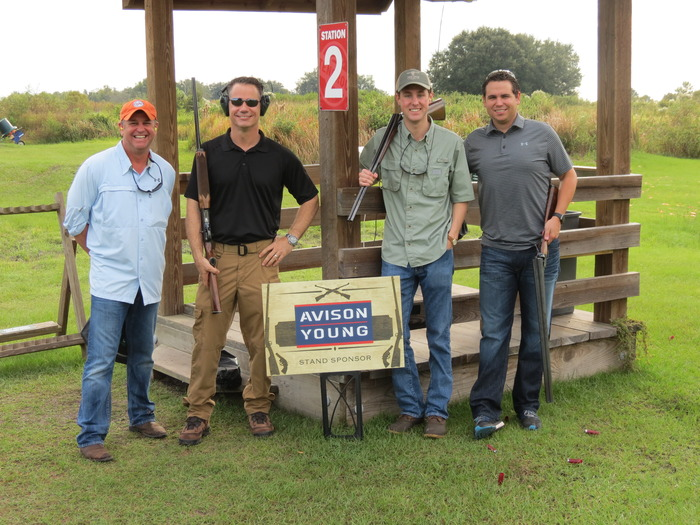 sporting clays 2015