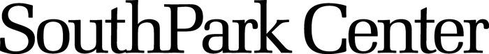 Southpark Logo Black