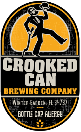 Crooked Can Full Label Logo