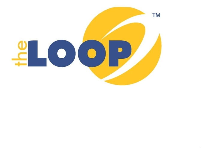 The Loop Logo Page 1 Burned
